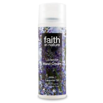 Faith in Nature přírodní levandulový krém na ruce 50ml