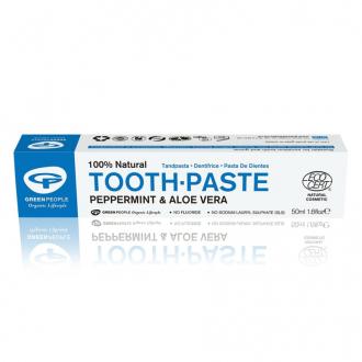 Green People Přírodní zubní pasta s mátou 50ml