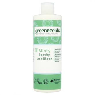 SLEVA 70% EXP. 1/20 Greenscents aviváž Minty BIO 400ml