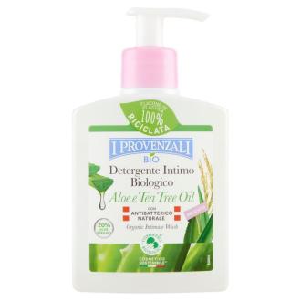 I Provenzali BIO intimní mycí gel Aloe 200ml