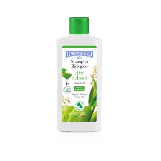 I Provenzali BIO šampon s Aloe Vera a ovsem 250ml