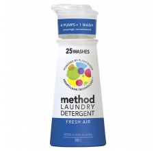 METHOD gel na praní - Smartclean Technology 25 dávek/Fresh