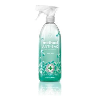 Method antibakteriální domácí a koupelnový čistič 830ml