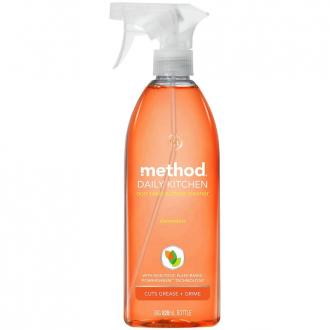 METHOD sprejový kuchyňský čistič - mandarinka 830ml