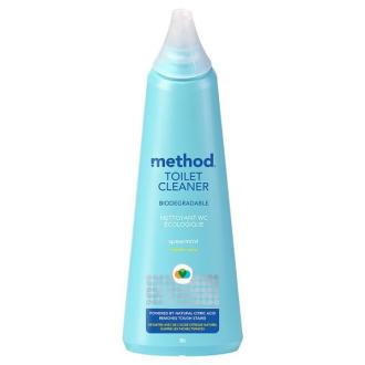 METHOD netoxický přípravek na čištění WC SPEARMINT 700ml