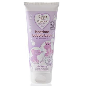 Mumma Love bio Bedtime - večerní pěnová koupel pro děti