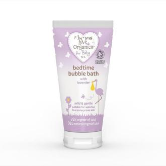 Mumma Love bio Baby Bedtime - večerní mycí gel pro miminka