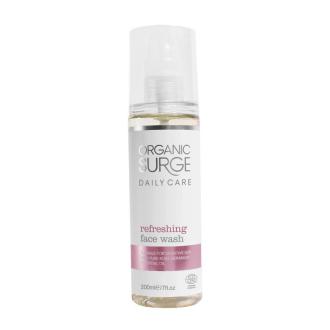 Organic Surge čistící emulze na obličej 200ml