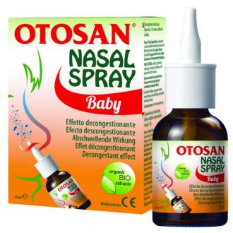 Otosan nosní sprej Baby 30ml