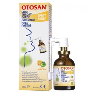 SLEVA 40% EXP. 5/20 Otosan přírodní sprej do krku Forte 30ml