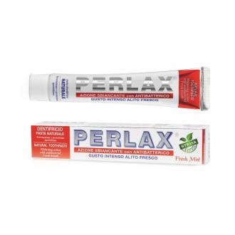 PERLAX přírodní bělící zubní pasta Fresh - Profi Line 75ml