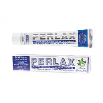 PERLAX přírodní bělící zubní pasta Mint Free - Profi Line 75ml