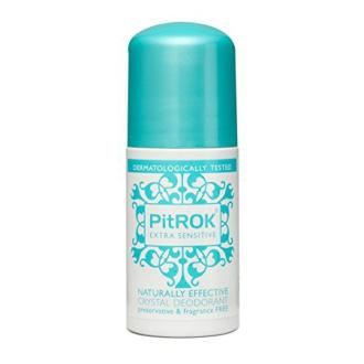 PitROK kuličkový deodorant extra SENSITIVE - bez parfemace - deo-krystal 50ml