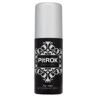 PitROK sprejový deodorant pro muže - deo-krystal 100ml