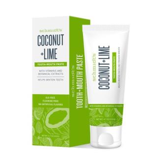 Schmidt zubní pasta Coconut Lime 133g