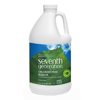 SEVENTH Generation bělidlo bez chloru a bez parfemace 1,9 litru