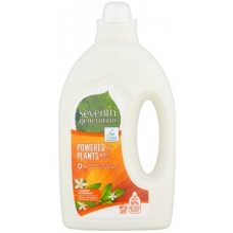 Seventh Generation Fresh Orange&Blossom Scent prací gel 1l