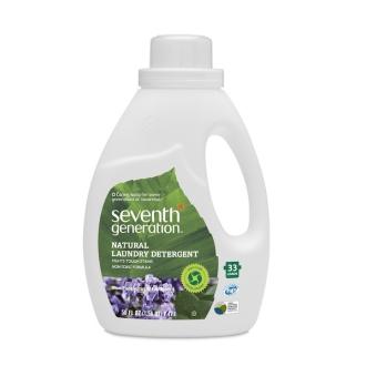 SEVENTH Přírodní univerzální gel na praní 2x konc. Levandule 33 dávek