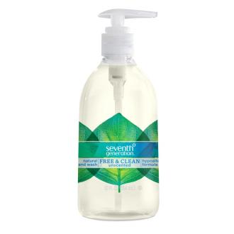SEVENTH Přírodní tekuté mýdlo BEZ PARFEMACE 350 ml