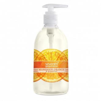 SEVENTH Přírodní tekuté mýdlo Citrus /NOVÉ/ HA 350 ml