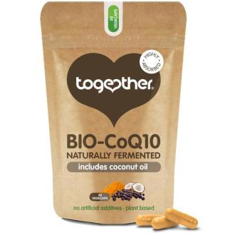 TOGETHER přírodní doplněk stravy s koenzymem Q10