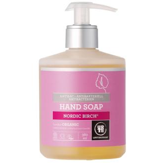 Tekuté mýdlo na ruce Sev. bříza antibakteriální 380ml BIO