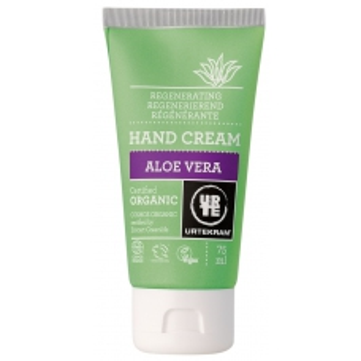 Urtekram krém na ruce Aloe Vera 75ml BIO
