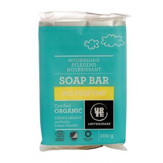 Urtekram tuhé mýdlo bez parfemace BIO 100g