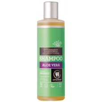 Urtekram šampon proti lupům s Aloe Vera 250ml BIO