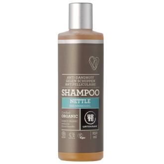 Urtekram šampon proti lupům s kopřivou 250ml BIO