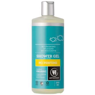Urtekram sprchový gel bez parfemace MAXI 500ml BIO