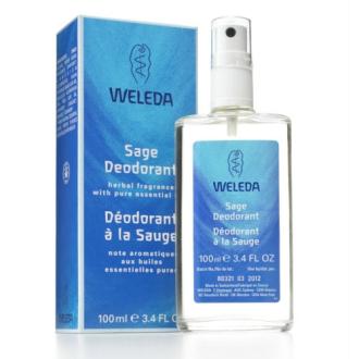 Weleda šalvějový deodorant 100ml