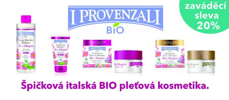 BioDrogerie.cz - I Provenzali BIO kosmetika