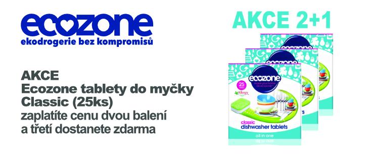 BioDrogerie.cz - 2+1 Ecozone tablety Classic
