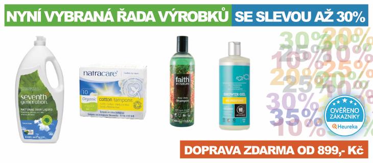 BioDrogerie.cz - slevy-sekce