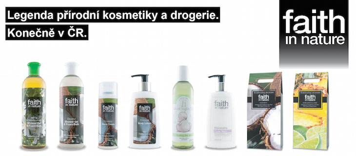 BioDrogerie.cz - Faith in Nature