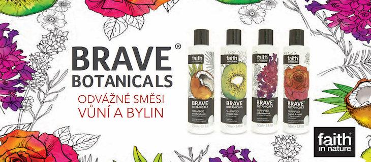 BioDrogerie - BRAVE Botanicals